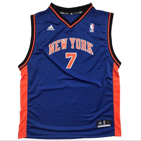 f95f9ed05 adidas Other - Adidas New York Knicks Carmelo Anthony Jersey